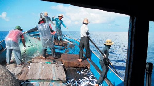 vftu slams chinas fishing ban