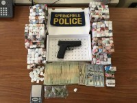 springfield police seize over 16000 bags of heroin arrest 3 alleged drug dealers