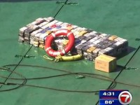 large cocaine haul seized from haitian ship on miami river
