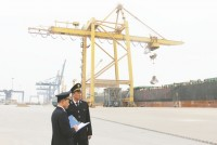 quang ninh custom ready for a developing van don special economic zone