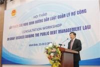 law on public debt management institutional consultation should be parallel with the enhancement of implementation ability
