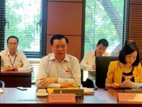 minister dinh tien dung need for sharing and consensus in the development of financial policy