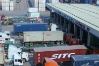 management and supervision of electronic customs to prevent smuggling