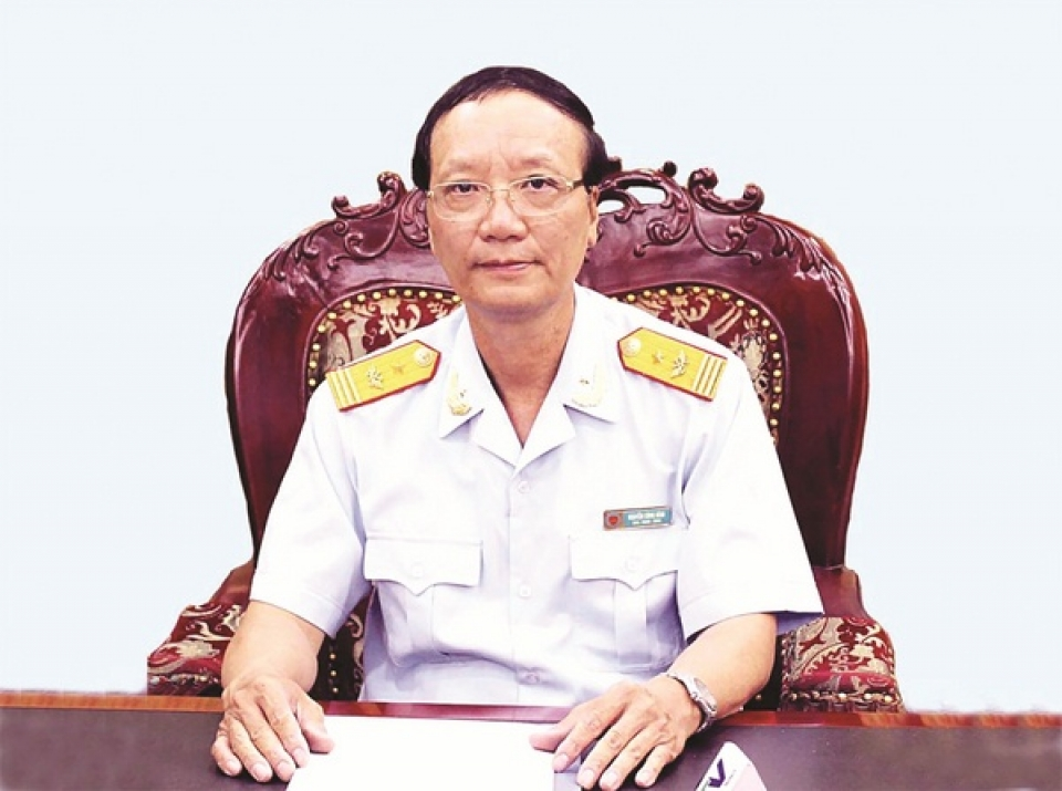 deputy general director of customs nguyen cong binh 100 of customs procedures are connected to nsw
