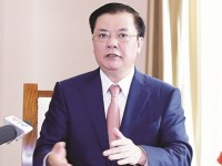 minister of finance dinh tien dung creating a breakthrough in national single window in implementation and facilitating trade