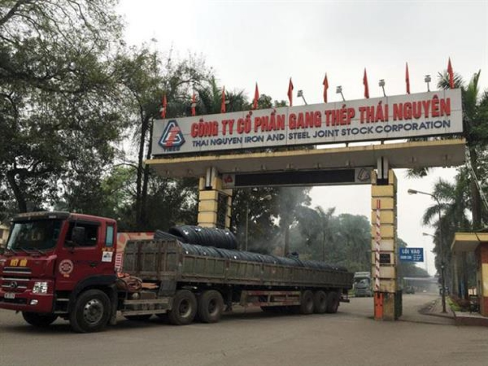 3500 tons of tisco waste steel cleared