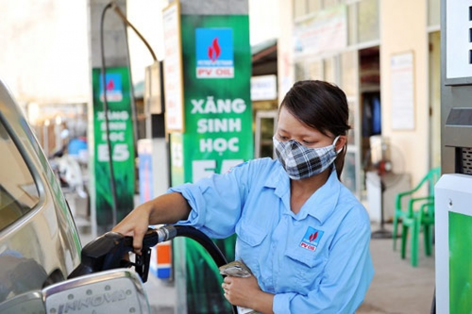 enterprises are facing difficuties as selling gasoline e5