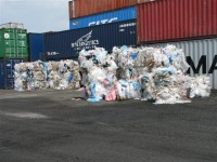 urgently find owners of more than 3000 containers of imported scrap