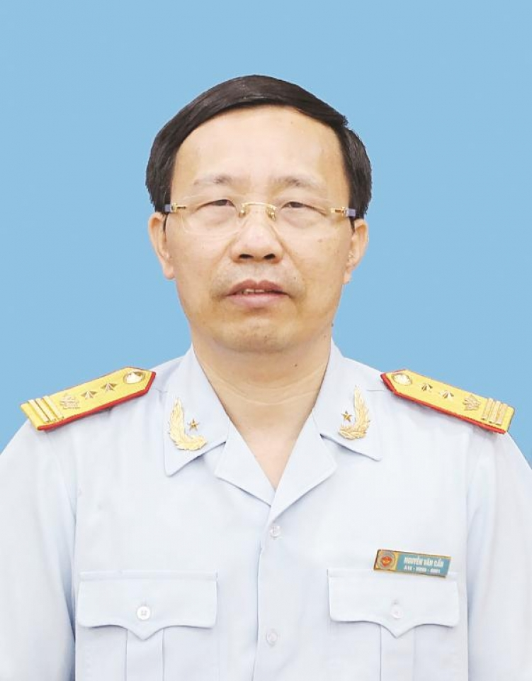 general director of customs nguyen van can continue to fundamentally and comprehensively renovate the state management of customs