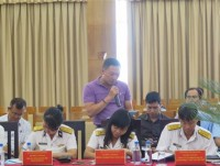 customs of ho chi minh city discussed and removed obstacles for export import enterprises