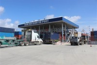 expanding collaboration to supervise cargoes at the entire hai phong port