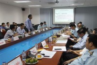 the pilot of automated goods monitoring at noi bai airport began on 16th october