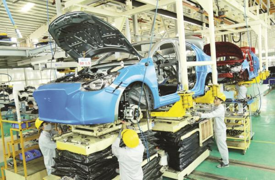 automotive import duty reduction schedule concern for domestic production