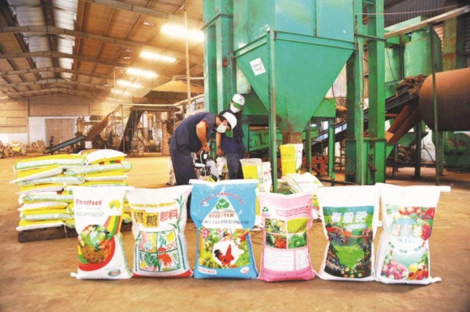 fertilizer management under the new decree difficulties come from importing to trading