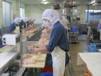 processed chicken exports promoted
