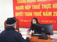 hanoi has another place to receive documents for personal income tax finalization