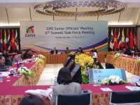 the greater mekong subregional cooperation clv 10 officially opened