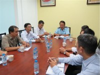 tan son nhat customs and warehouse agencies solve problems of enterprises