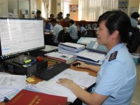 hai phong customs department is the leading agency in online public services