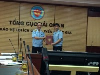 appointment of the deputy director of the vietnam customs inspectorate
