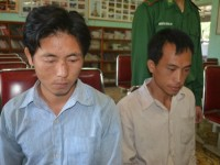 2 perpetrators transporting 10 kg of opium are arrested