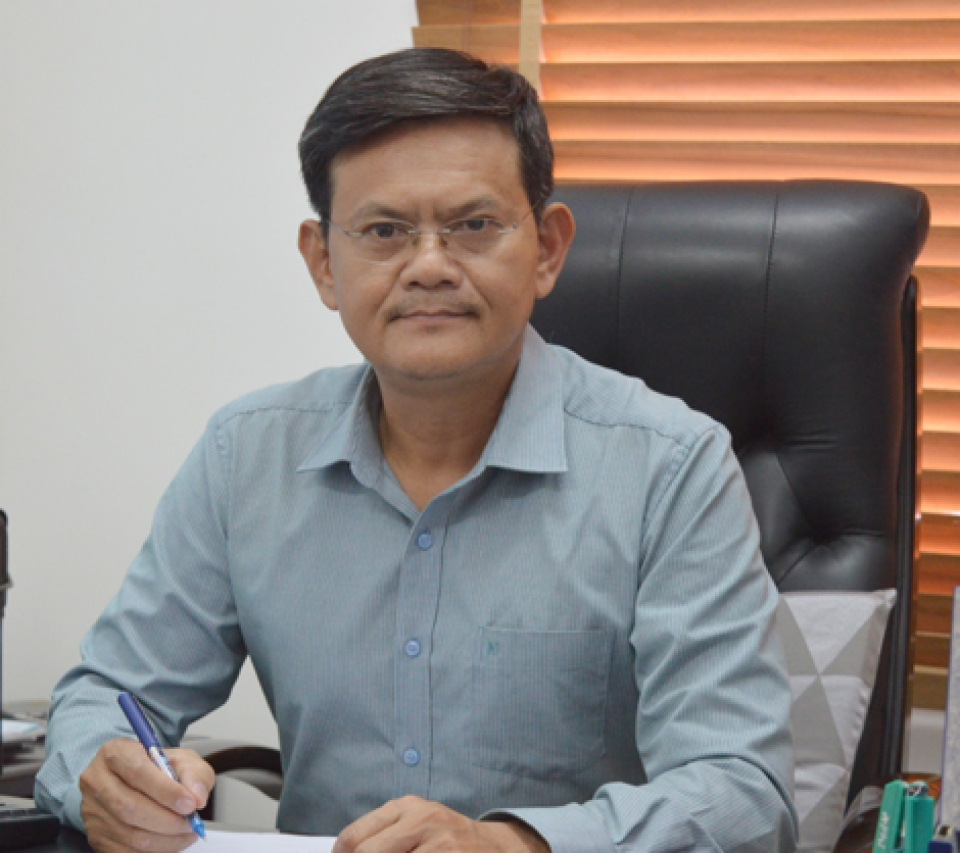 bac van phong allow investors to propose ideas and draw plans