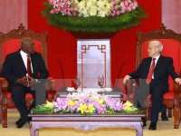 vn deepens ties with cuba laos