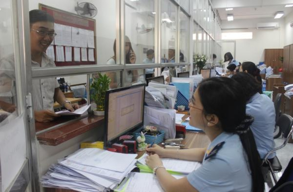 ho chi minh city customs revenues are lower than the target