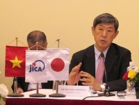 jica holds training workshop for construction investment projects