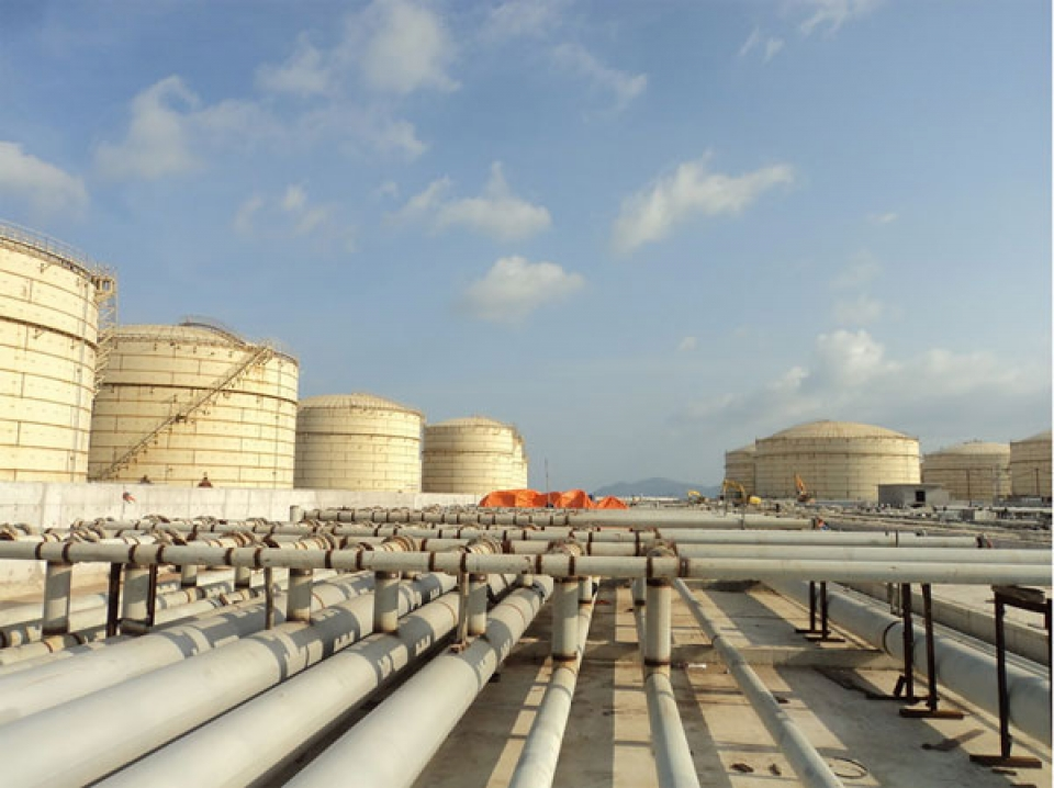 from 1st july 2017 petroleum warehouses will connect with the customs