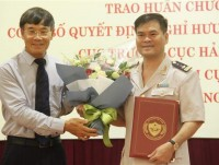 announcement of the decision on appointment the director of the quang ninh customs department