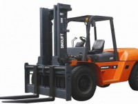 imported forklifts are checked quality by the vietnam register