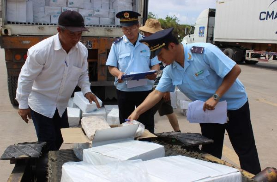quang ninh customs improve revenues by listening to businesses