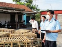 vietnam destroyed 1 ton of live cats chicken smuggled in from china