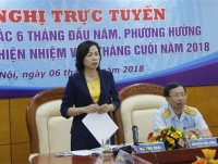 deputy minister vu thi mai customs sector needs to make a breakthrough in facilitating trade