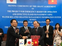 jica signed of grant agreement with vietnam on forecastwarning systems