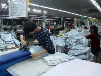 vn garment sector faces rough 2017