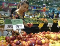 vegetables and fruit imported from thailand nearly double china
