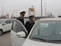 customs clearance of automobiles after the results of specialized inspections
