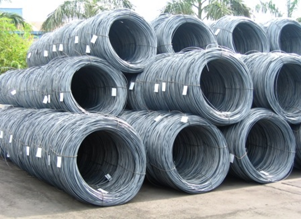 strengthening to control and manage imported rolled steel