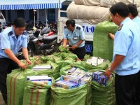 handling confiscated illicit cigarettes