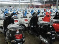 the price list of the registration fee for new automobiles and motorcycles