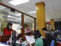 tax officers ensure work progress in the tet holidays