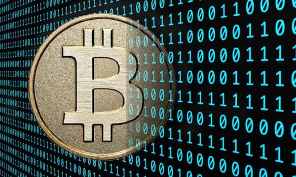 over 9300 automatic data processing machines for exploiting online virtual currency were imported