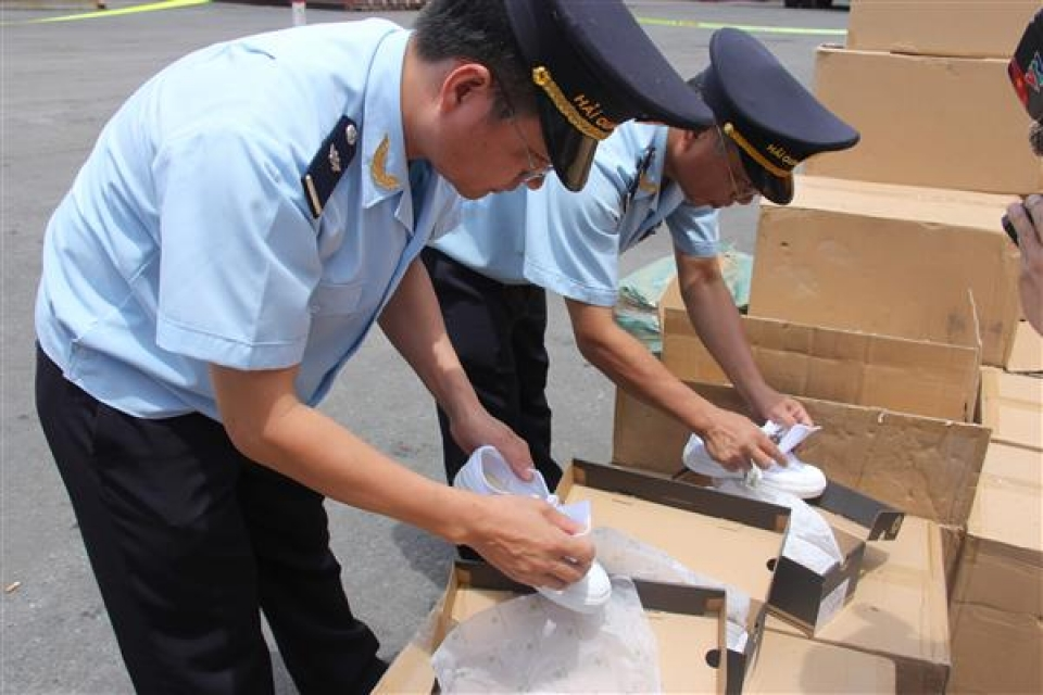 customs sector and tax sector contribute 942 of state revenue from handling violations