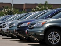the condition to import used automobiles as gifts donations