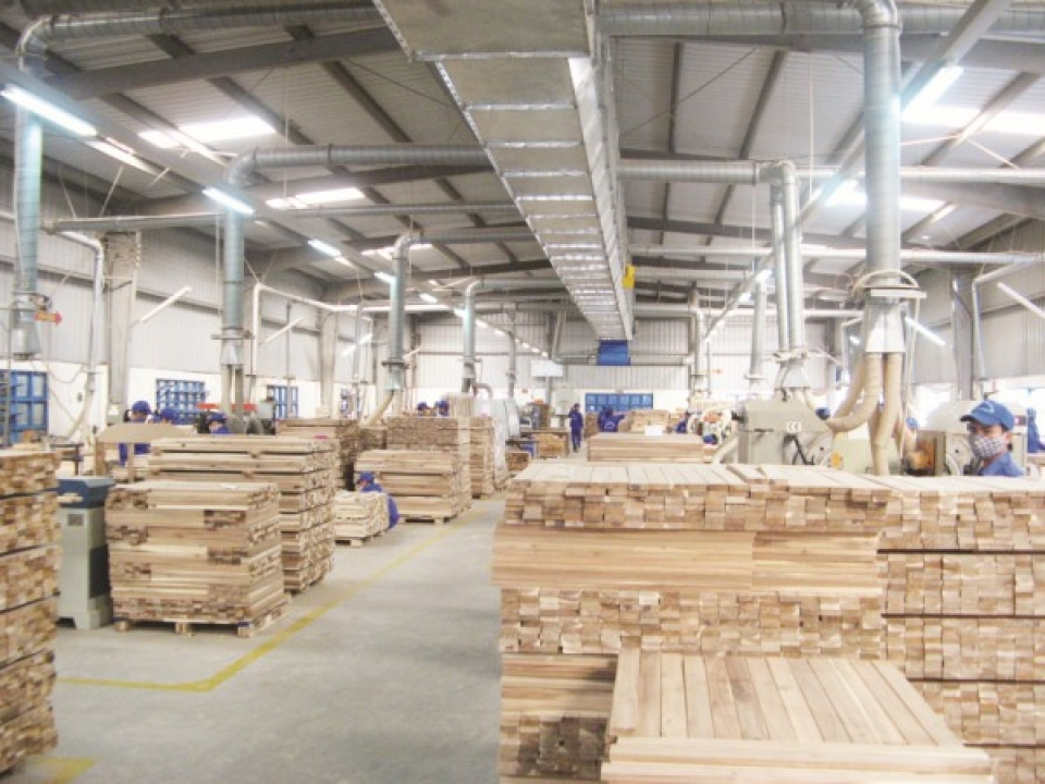 domestic timber need policy as lever