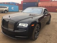 why is super luxury roll royce car imported to hai phong port not subject to tax