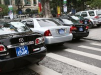ha noi expenditure packages for public cars in large scale can save 50 billion vnd per year