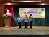 mrs phung thi bich huong appointed as director of dong nai customs department